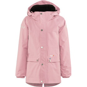 Isbjörn Cyclone Hard Shell Parker Kids Dusty Pink